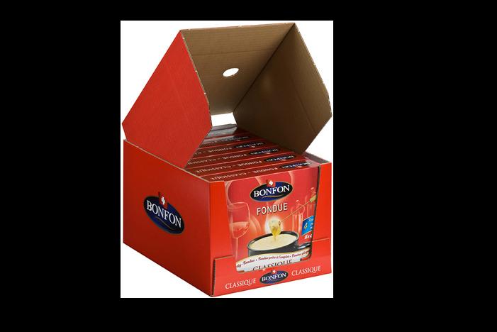 Shelf Ready Packaging Srp Rondo Ganahl Ag